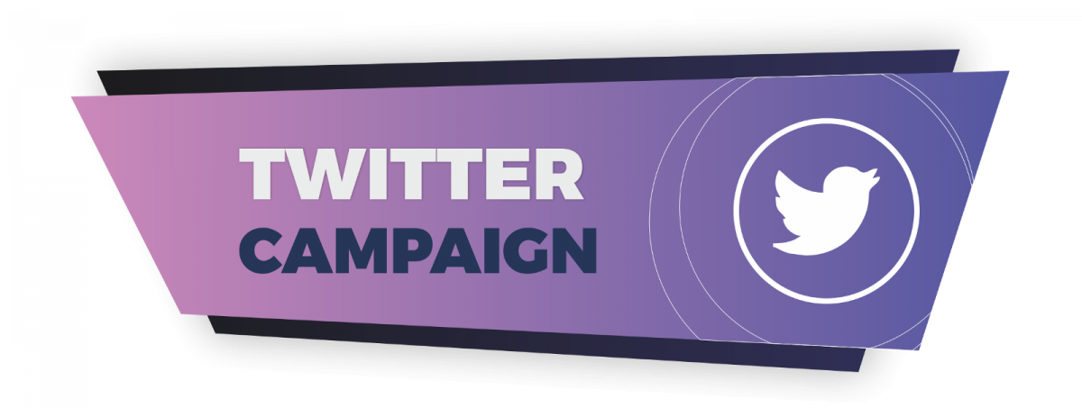 KGT bounty twitter campaign
