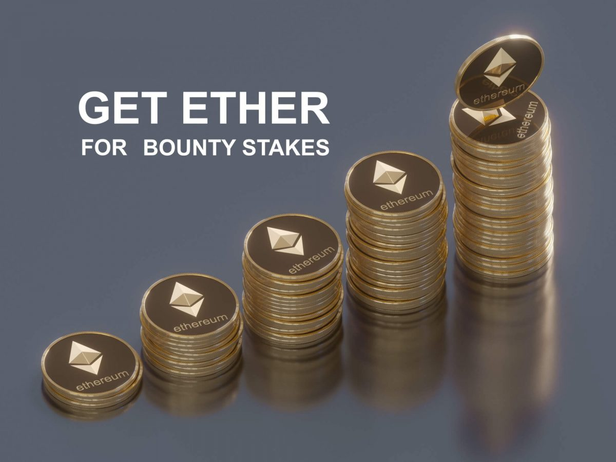 Get Ether (ETH) Immediately + Tokens later by participating in Bounty!