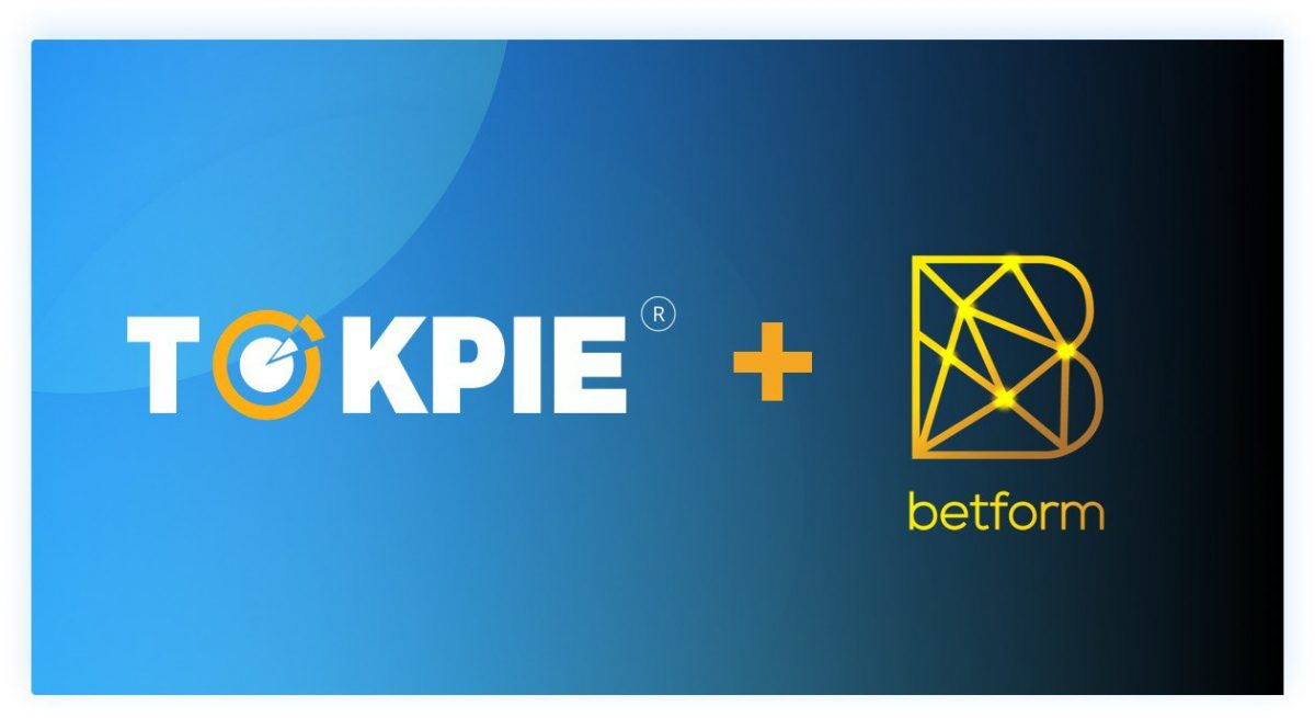 TOKPIE partners with Betform