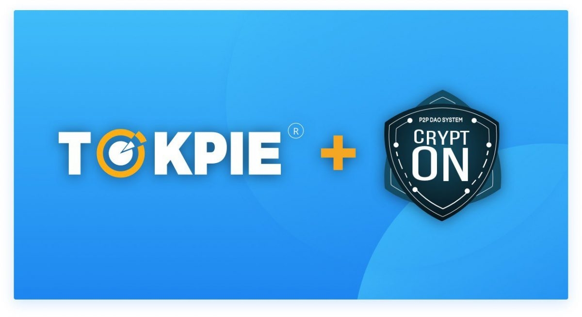 TOKPIE partners with CRYPT-ON