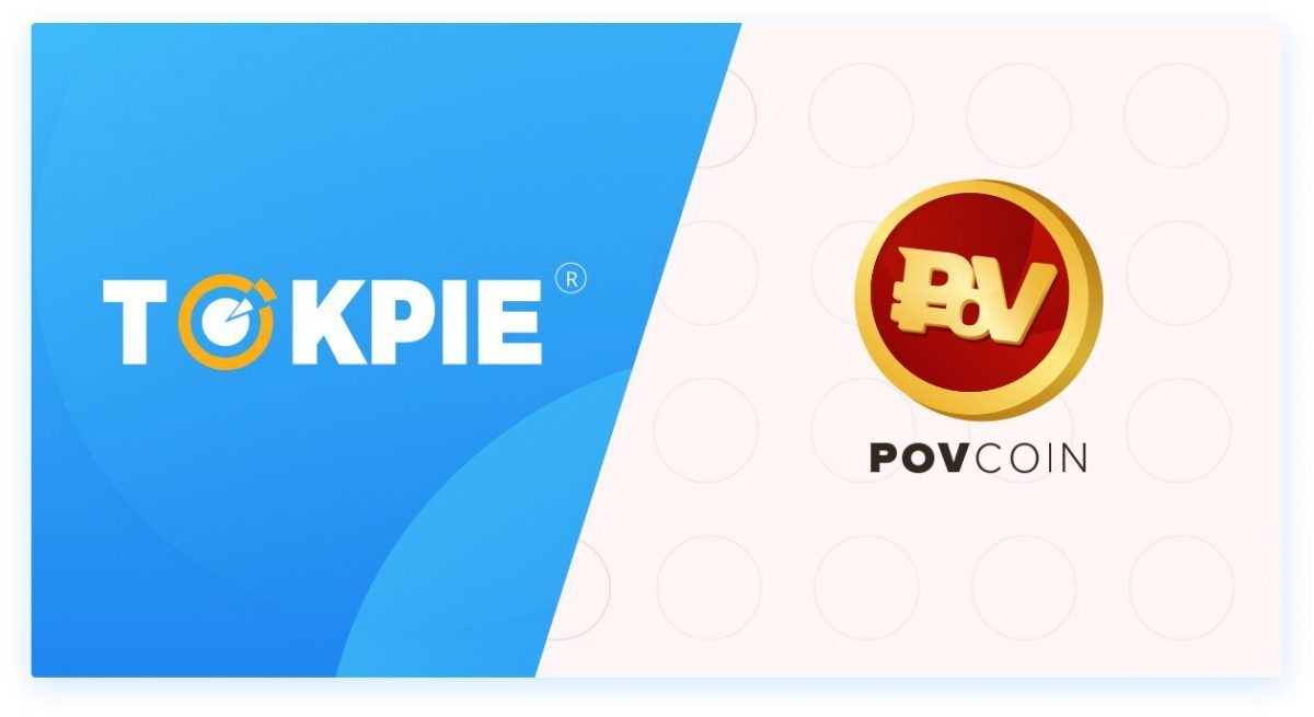 TOKPIE partners with POVcoin