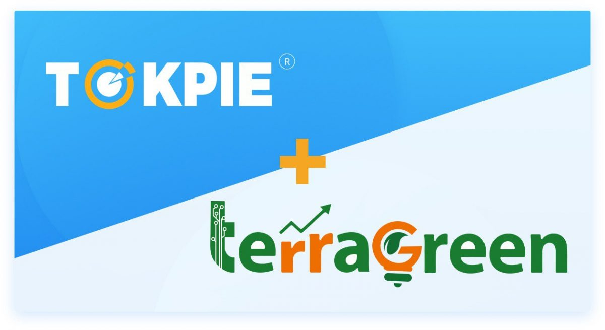 TOKPIE and TerraGreen signed a partnership