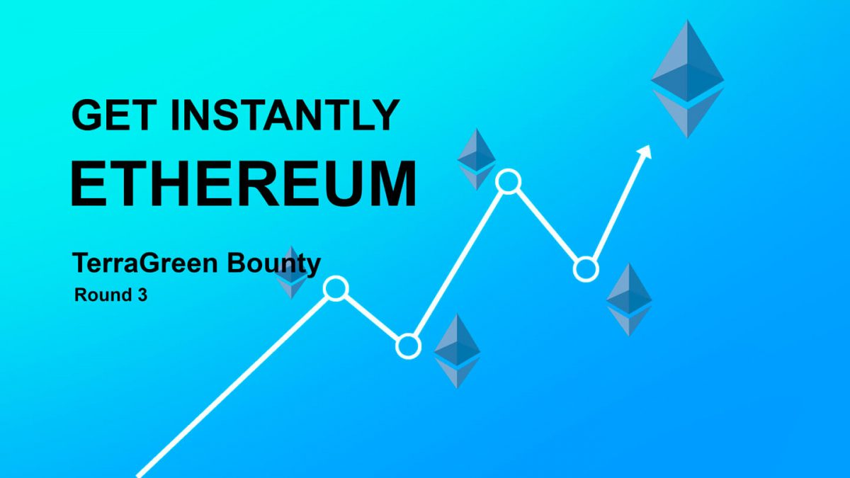 receive ethereum