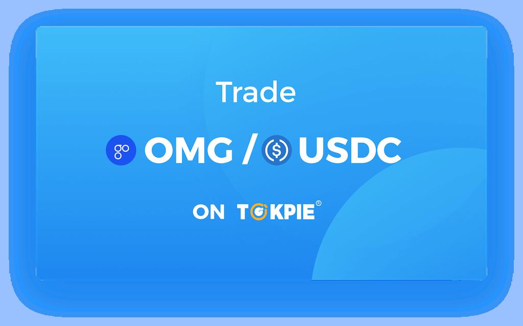 TOKPIE adds OMG/USDC