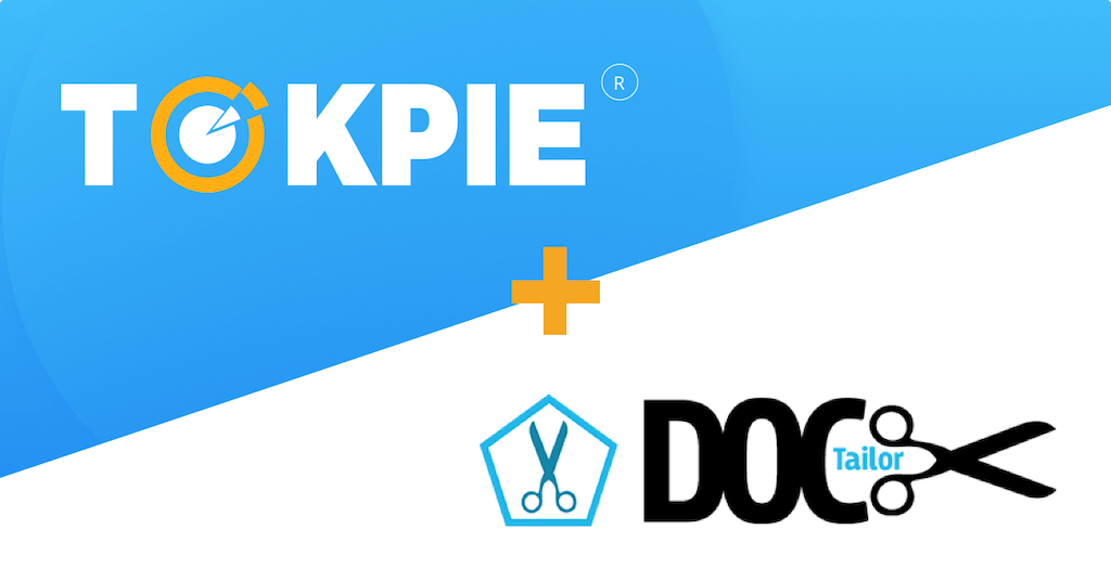 Tokpie Exchange Partners With DocTailor
