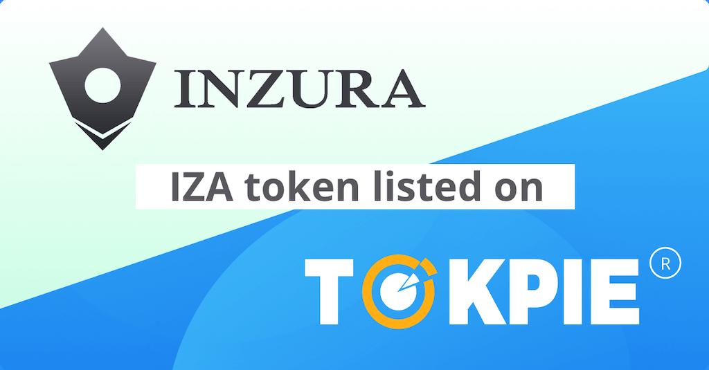 IZA token listing