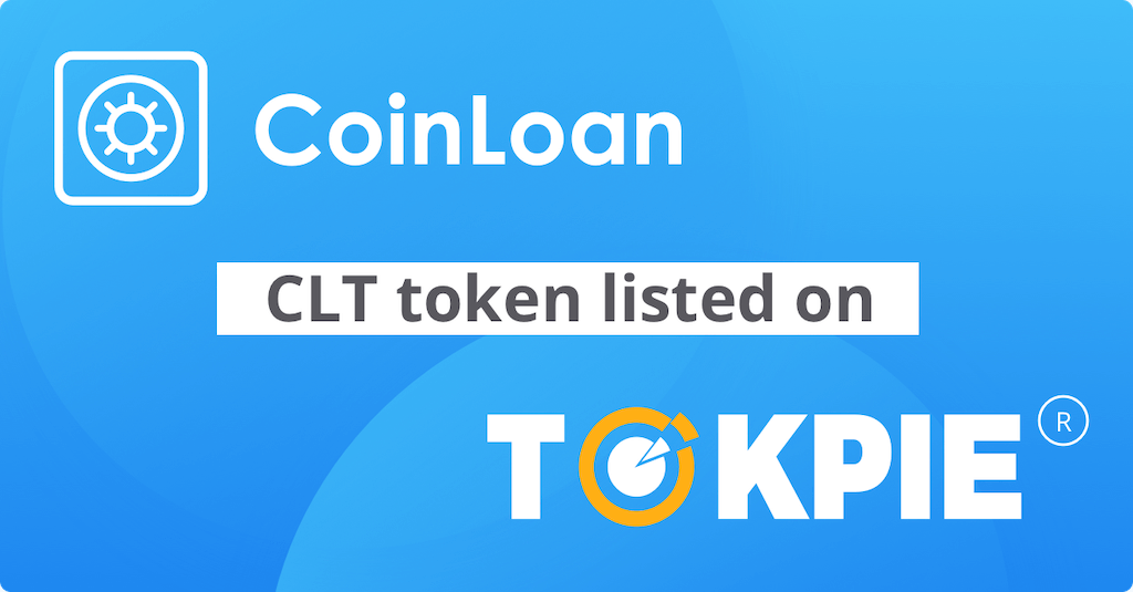 CoinLoan Token (CLT) Listed on Tokpie