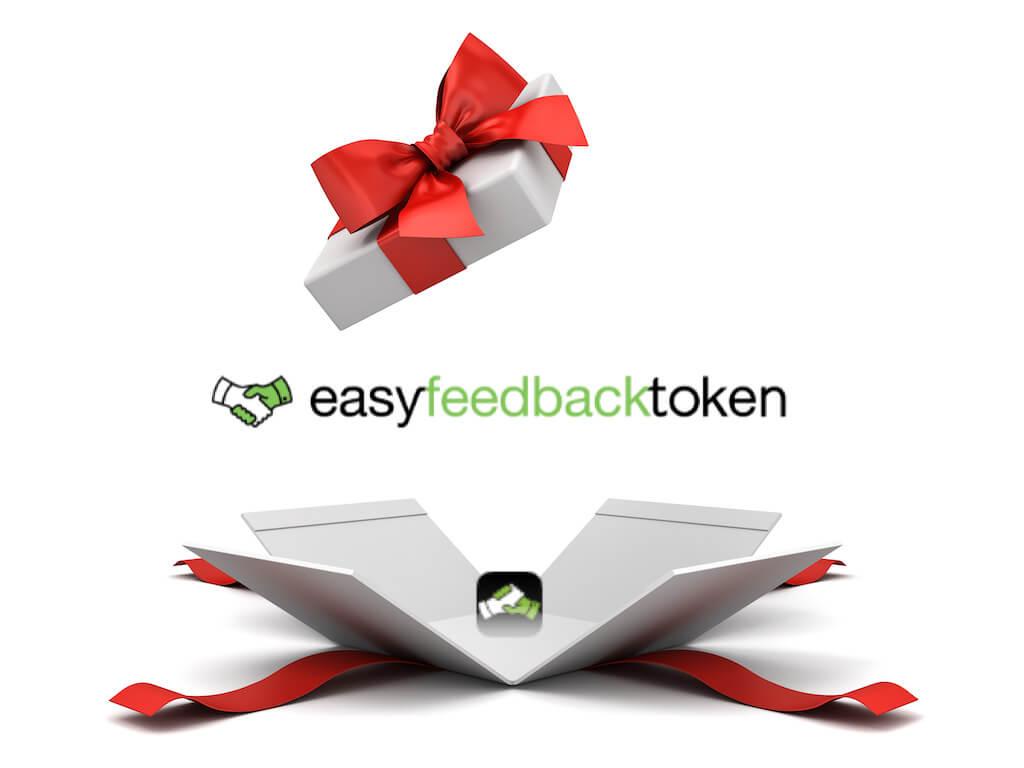get EFT tokens for free