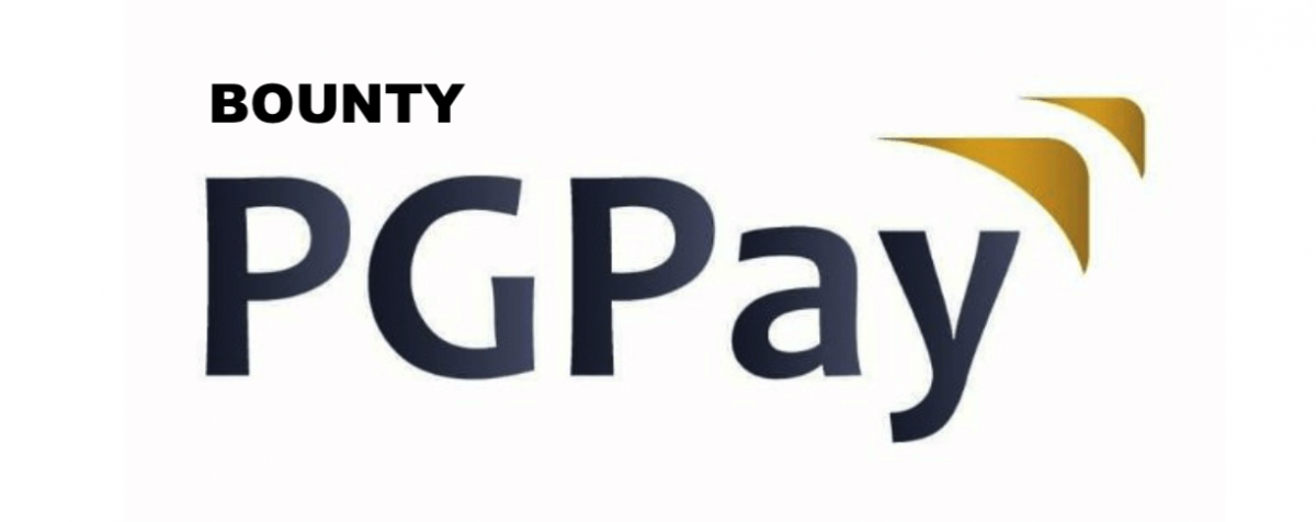 Puregold (PGPay) Bounty