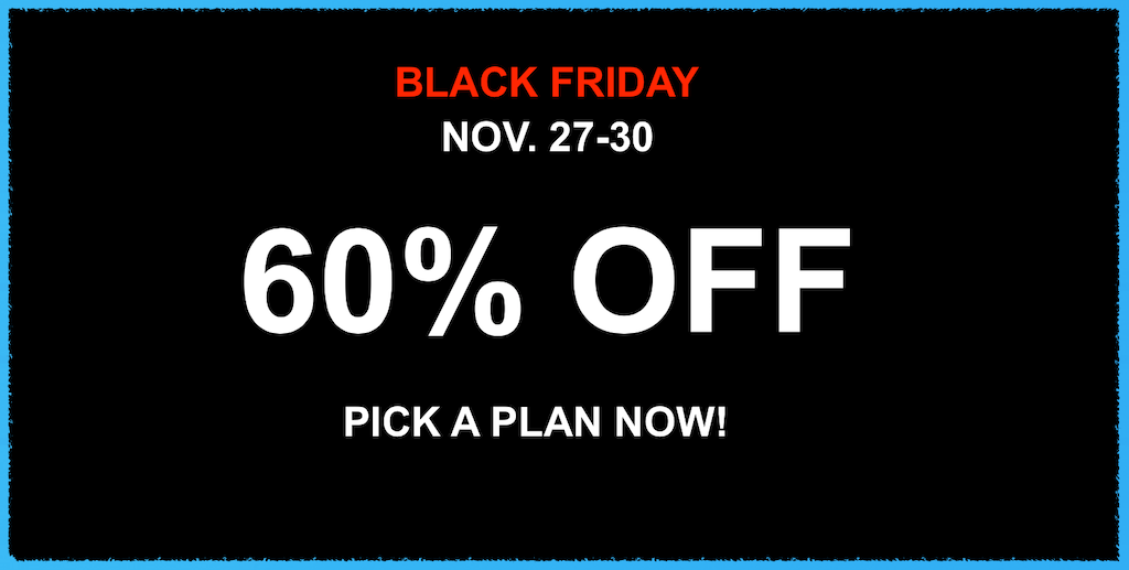 Black Friday Sale on Tokpie