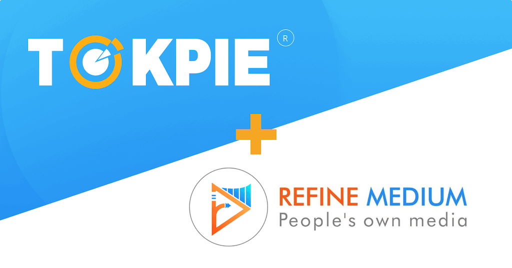 Tokpie Will List Refine Medium (XRM) token