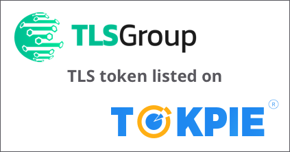 TLS Token Listed on Tokpie