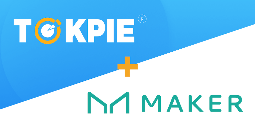 Tokpie plus Maker DAO