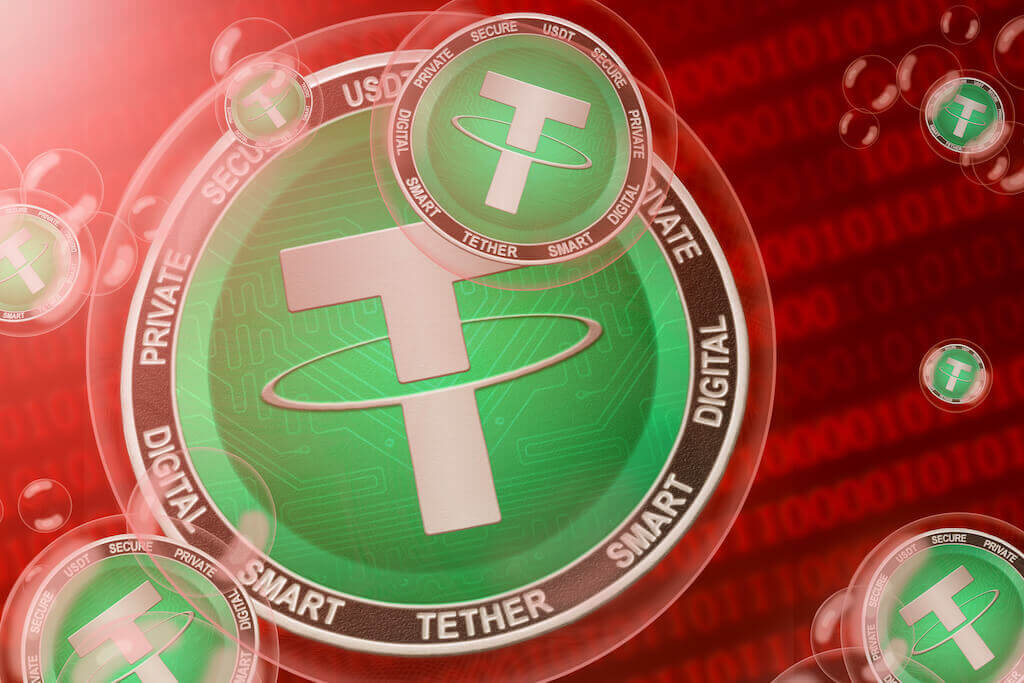 Tether USD on the Ethereum Blockchain: the most tradable ERC20 token!