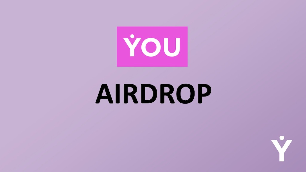YOU airdrop