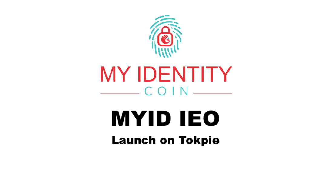 My Identity Coin (MYID) IEO on Tokpie