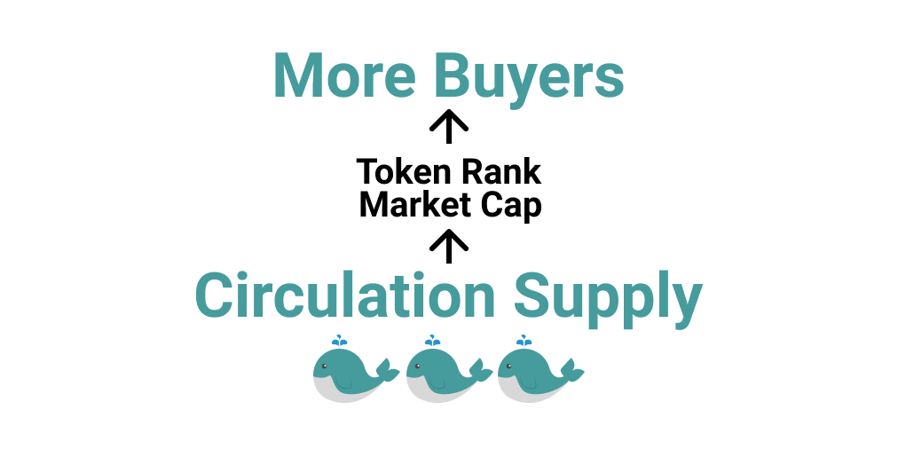 Token Circulation Supply: How to Update? Why Is It Important?