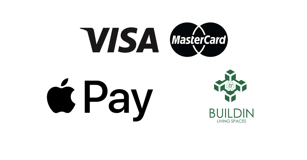 Get BIN tokens with Visa, MasterCard, or Apple Pay