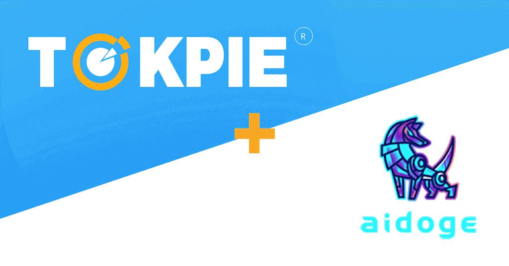 trade AIDoge tokens on Tokpie