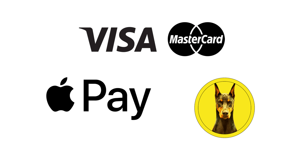 buy $DOBE with bank card