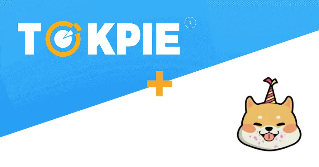 trade Doge Cake tokens on Tokpie