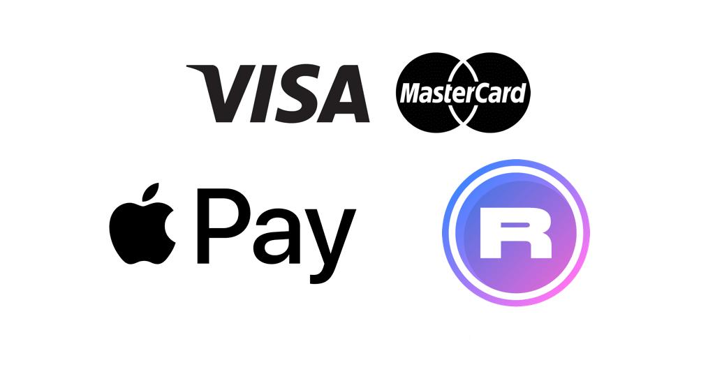 buy Rarible with bank card