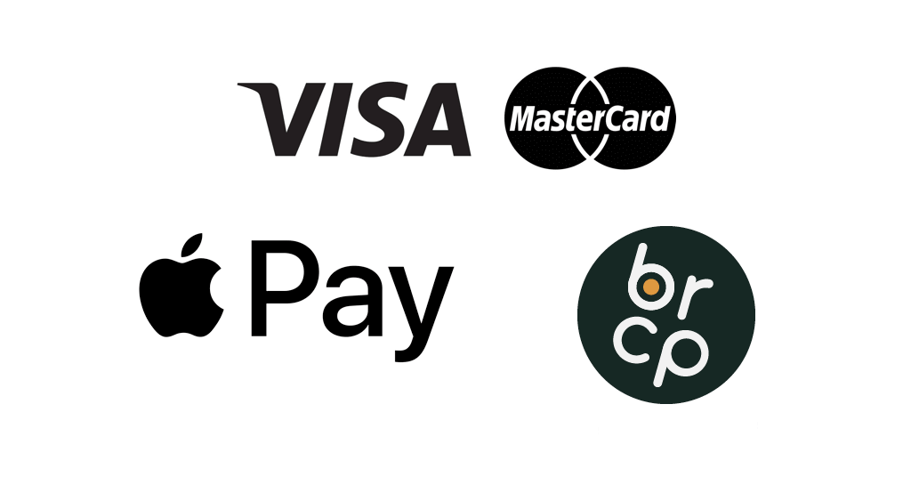 buy BRCP with bank card