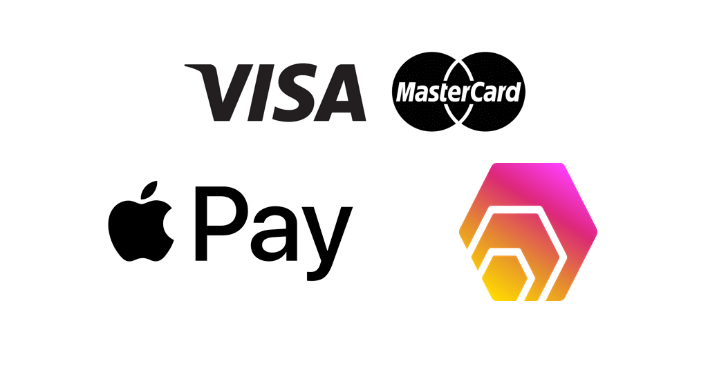 buy HEX with bank card