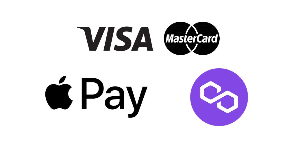 buy Polygon with bank card