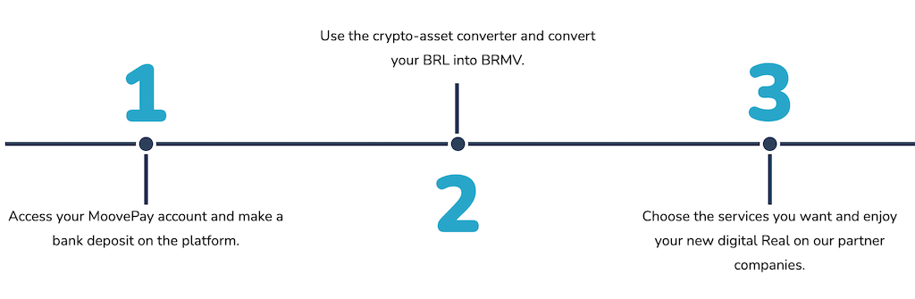 How to convert brmv token