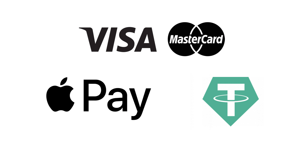 buy USDT coins with bank card