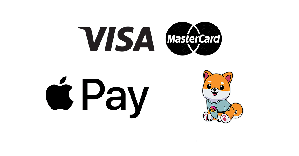 buy HEX INU with bank card